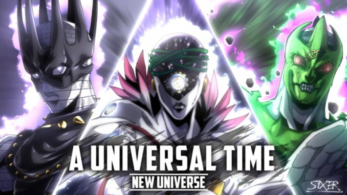 Roblox – A Universal Time Codes (August 2021) 1 - steamlists.com