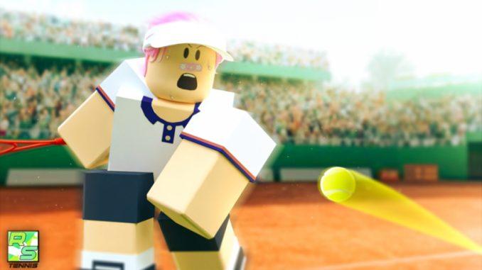 Roblox – RS Tennis Codes (August 2021) 1 - steamlists.com