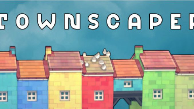 Townscaper – Building Floating Cities in Game + Secrets 1 - steamlists.com