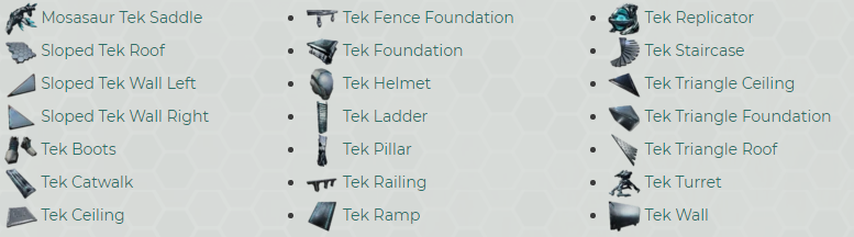 ARK: Survival Evolved - Kibble Information + All Kibble Ingredients - Gameplay Basics - Tekgrams - CC16B61