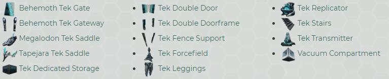 ARK: Survival Evolved - Kibble Information + All Kibble Ingredients - Gameplay Basics - Tekgrams - CF6A3A7