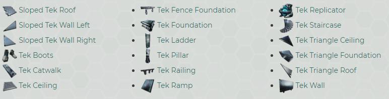 ARK: Survival Evolved - Kibble Information + All Kibble Ingredients - Gameplay Basics - Tekgrams - DBAFF3F