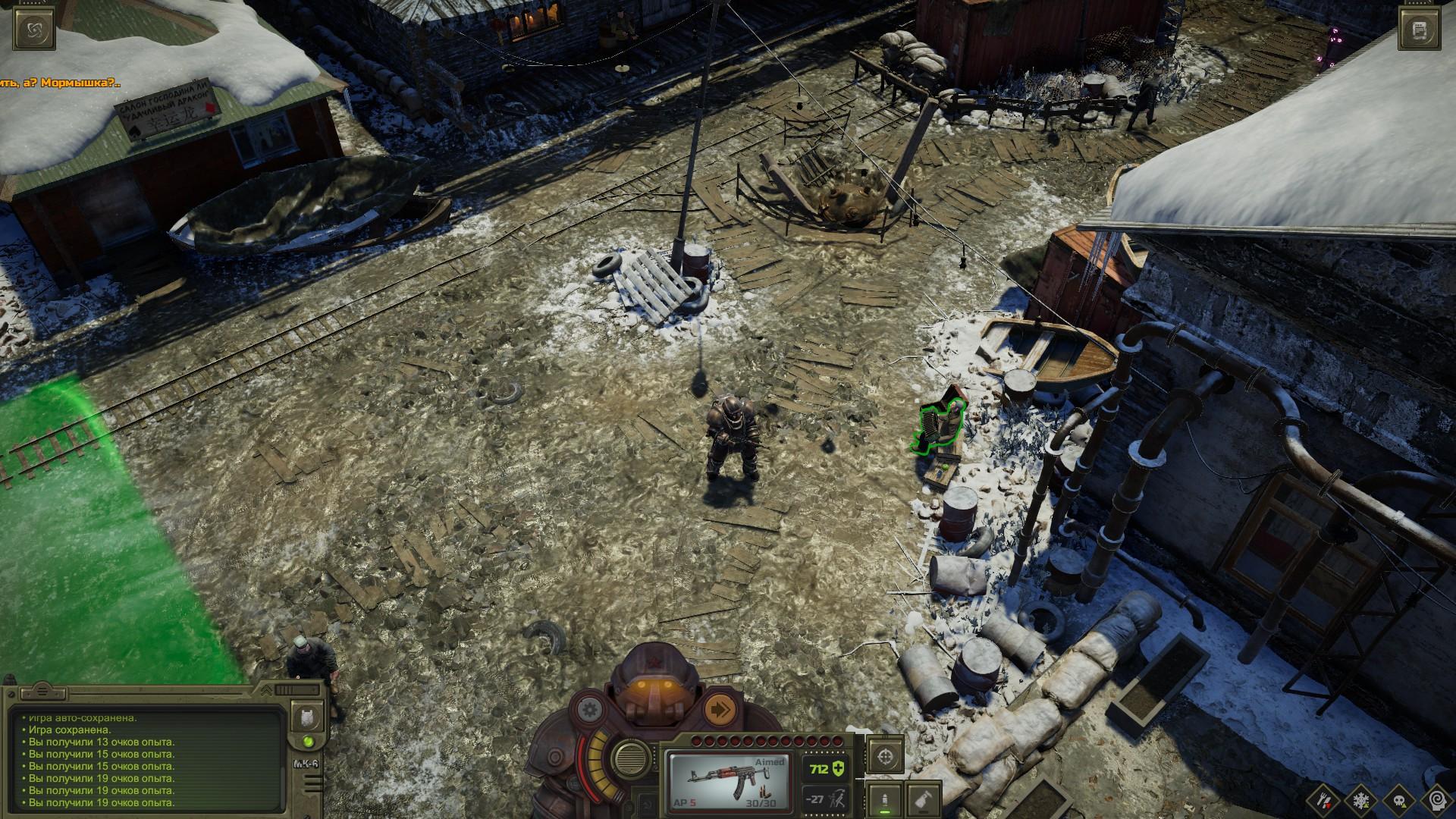 ATOM RPG Trudograd - Gameplay Tips & Walkthrough - Side quests - 4486148
