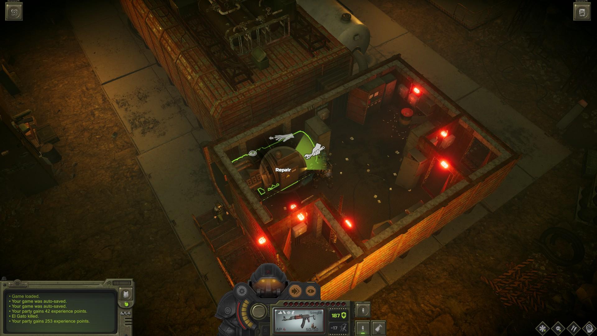 ATOM RPG Trudograd - Gameplay Tips & Walkthrough - Walkthrough Underground Test Site - 1308DDF