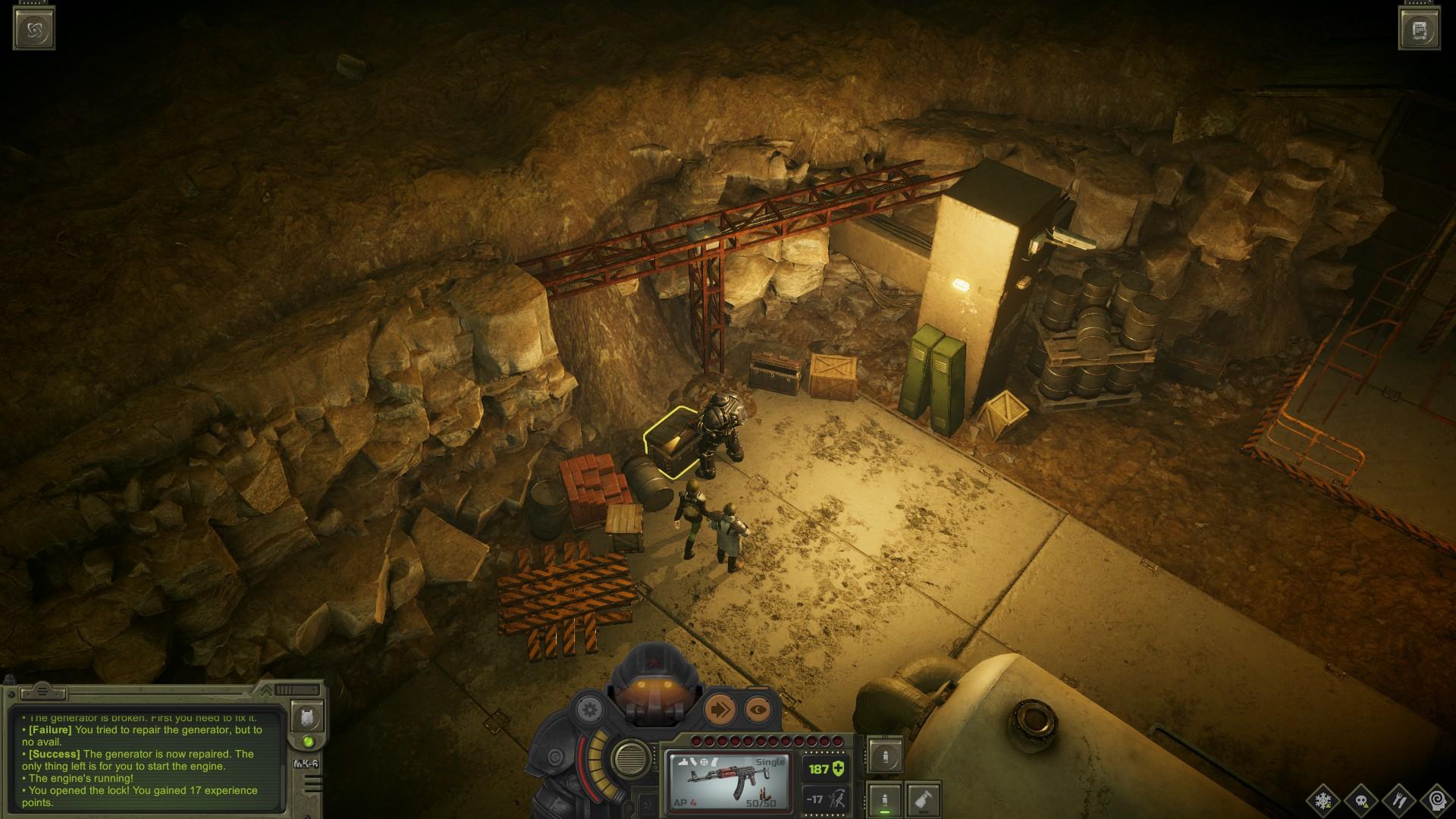 ATOM RPG Trudograd - Gameplay Tips & Walkthrough - Walkthrough Underground Test Site - 2E768DC