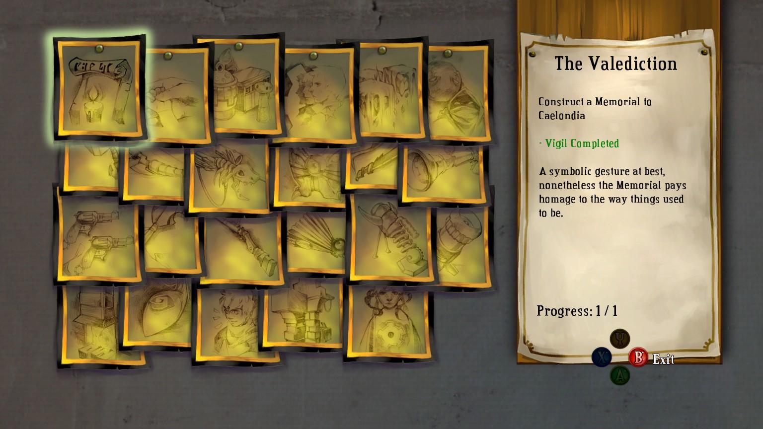 Bastion - Full Achievements Unlocked & Walkthrough Gameplay - The Vigils (2/24) - 353B6A5
