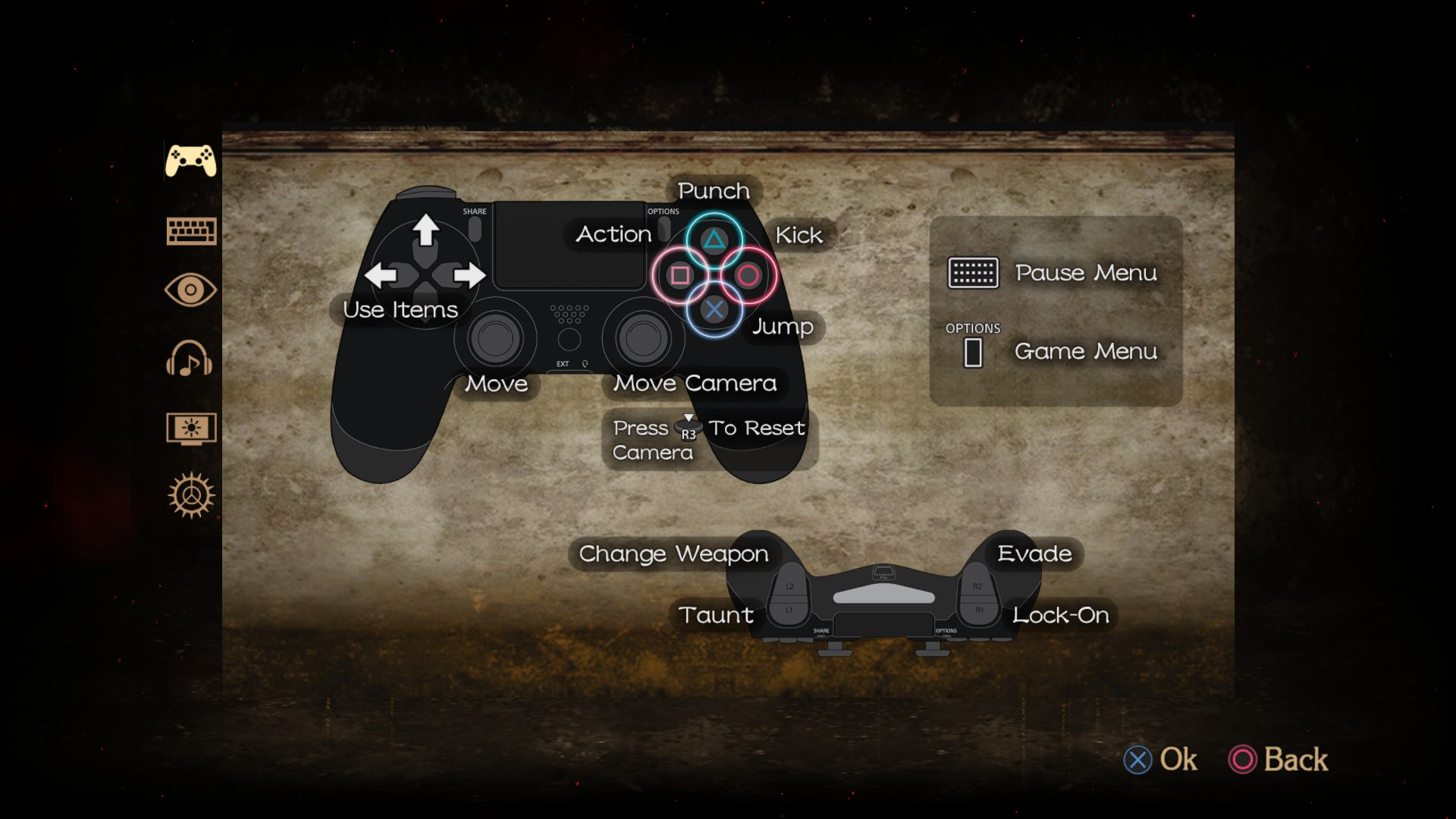 Bayonetta - How to Change Xbox 360 Button Icons to Dualshock 4 - Installation - A8F144B