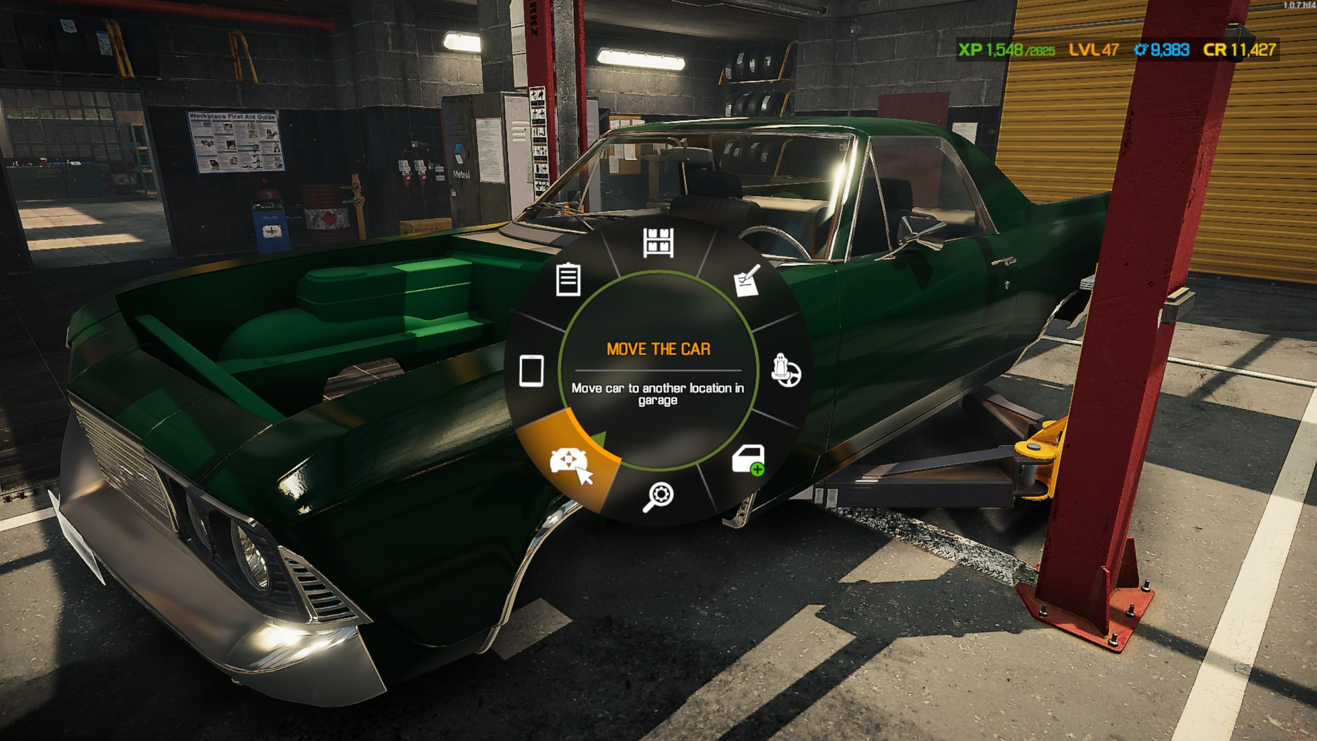 Car Mechanic Simulator 2021 - How to Colour Matching Parts in Game - Colour Matching Parts - F1C3CB4