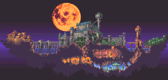 Castlevania Advance Collection - All Collectibles Locations Tips - Map Guide - In Game Map - F363430
