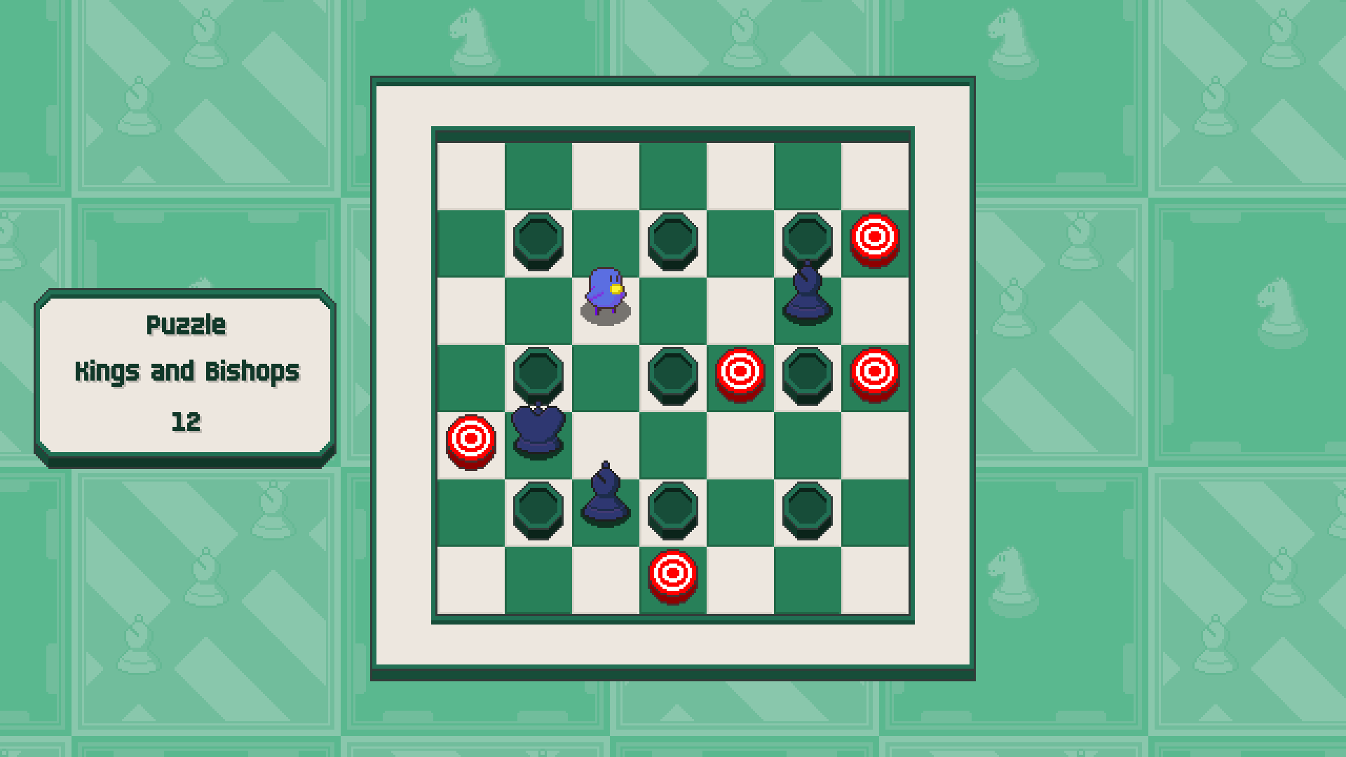 Chessplosion - Puzzle Solution Guide + Achievements Walkthrough - Advanced: Kings and Bishops - DC91D71