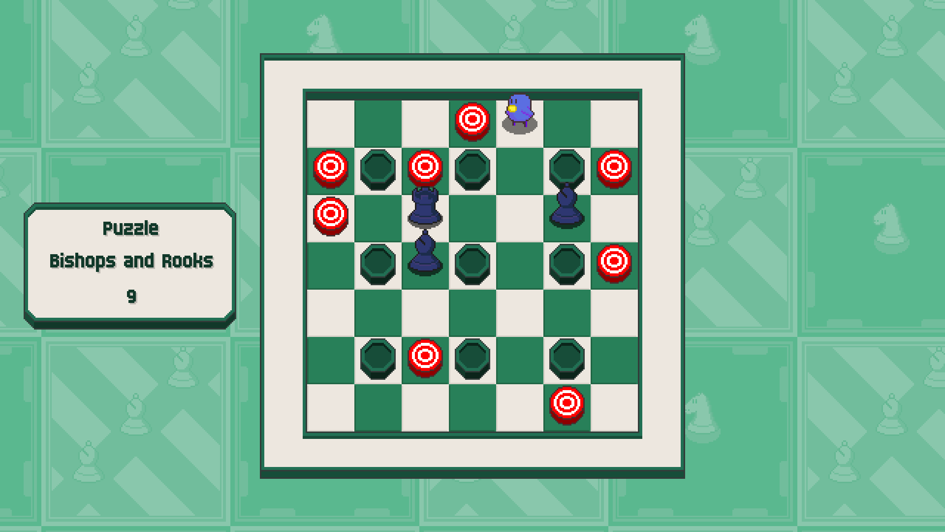 Chessplosion - Puzzle Solution Guide + Achievements Walkthrough - Expert: Bishops and Rooks - 0B415F0