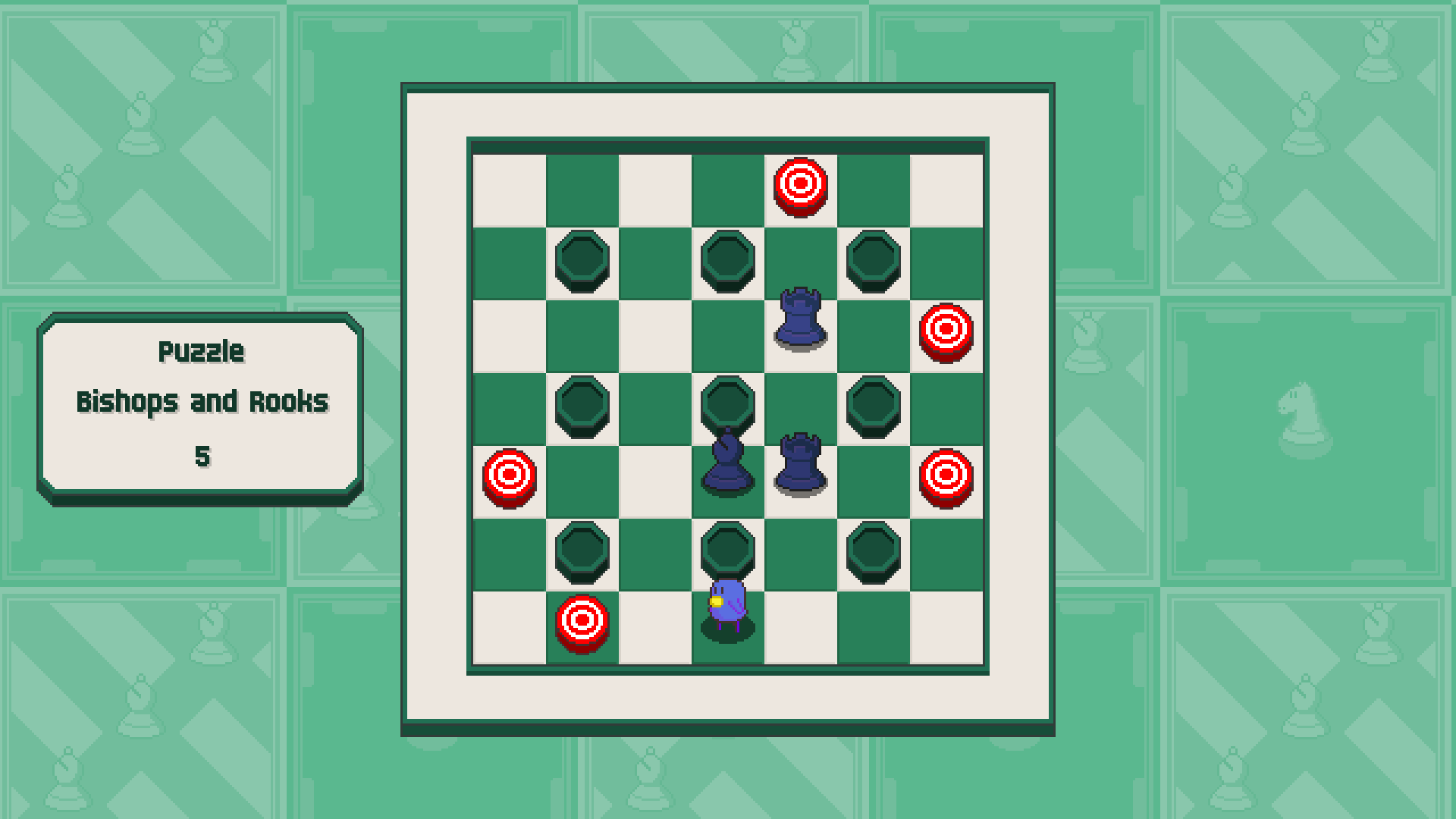Chessplosion - Puzzle Solution Guide + Achievements Walkthrough - Expert: Bishops and Rooks - 234757A
