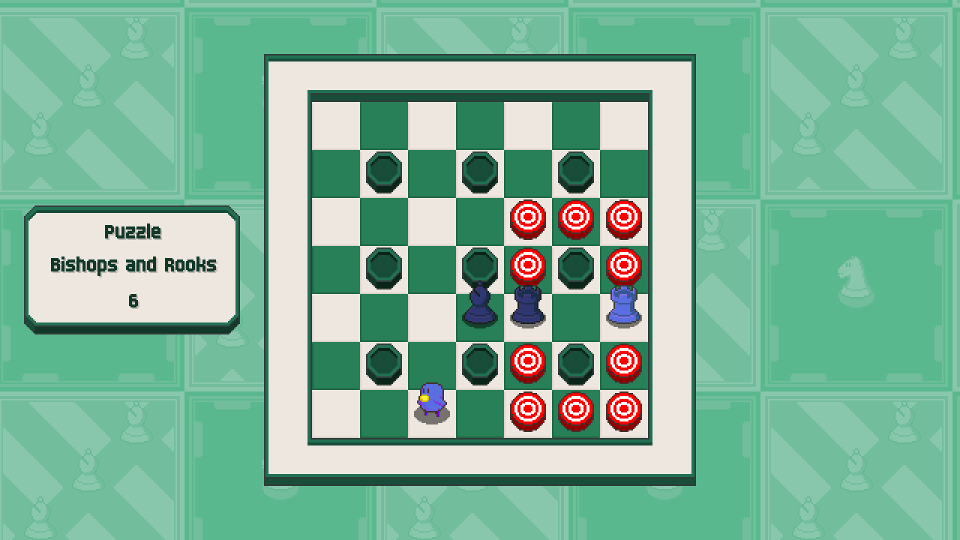 Chessplosion - Puzzle Solution Guide + Achievements Walkthrough - Expert: Bishops and Rooks - 36B6D59
