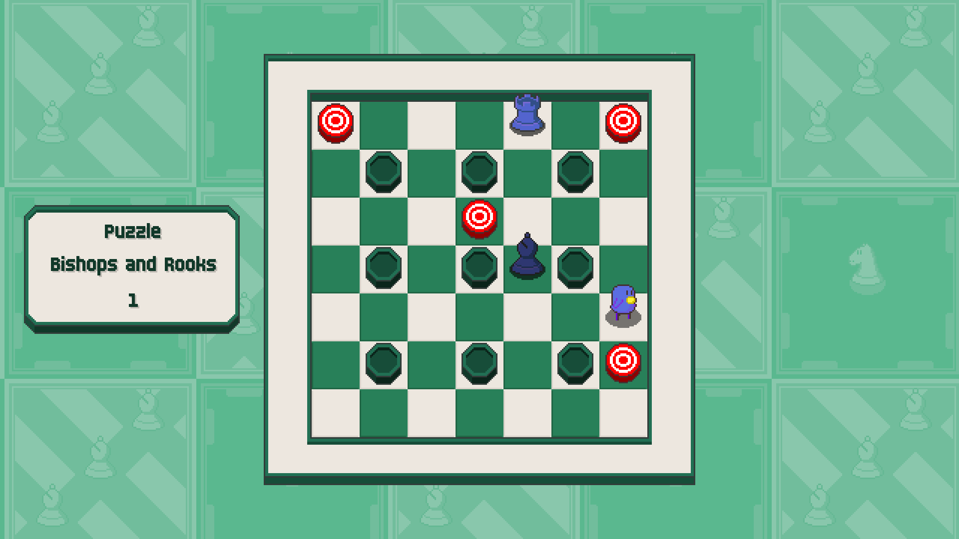 Chessplosion - Puzzle Solution Guide + Achievements Walkthrough - Expert: Bishops and Rooks - 8E39CA0
