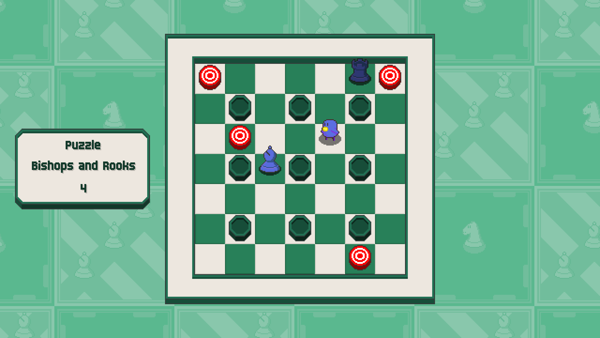 Chessplosion - Puzzle Solution Guide + Achievements Walkthrough - Expert: Bishops and Rooks - AC3C6C5