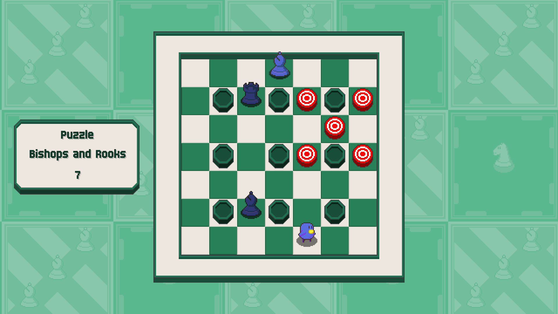 Chessplosion - Puzzle Solution Guide + Achievements Walkthrough - Expert: Bishops and Rooks - AFC6B51