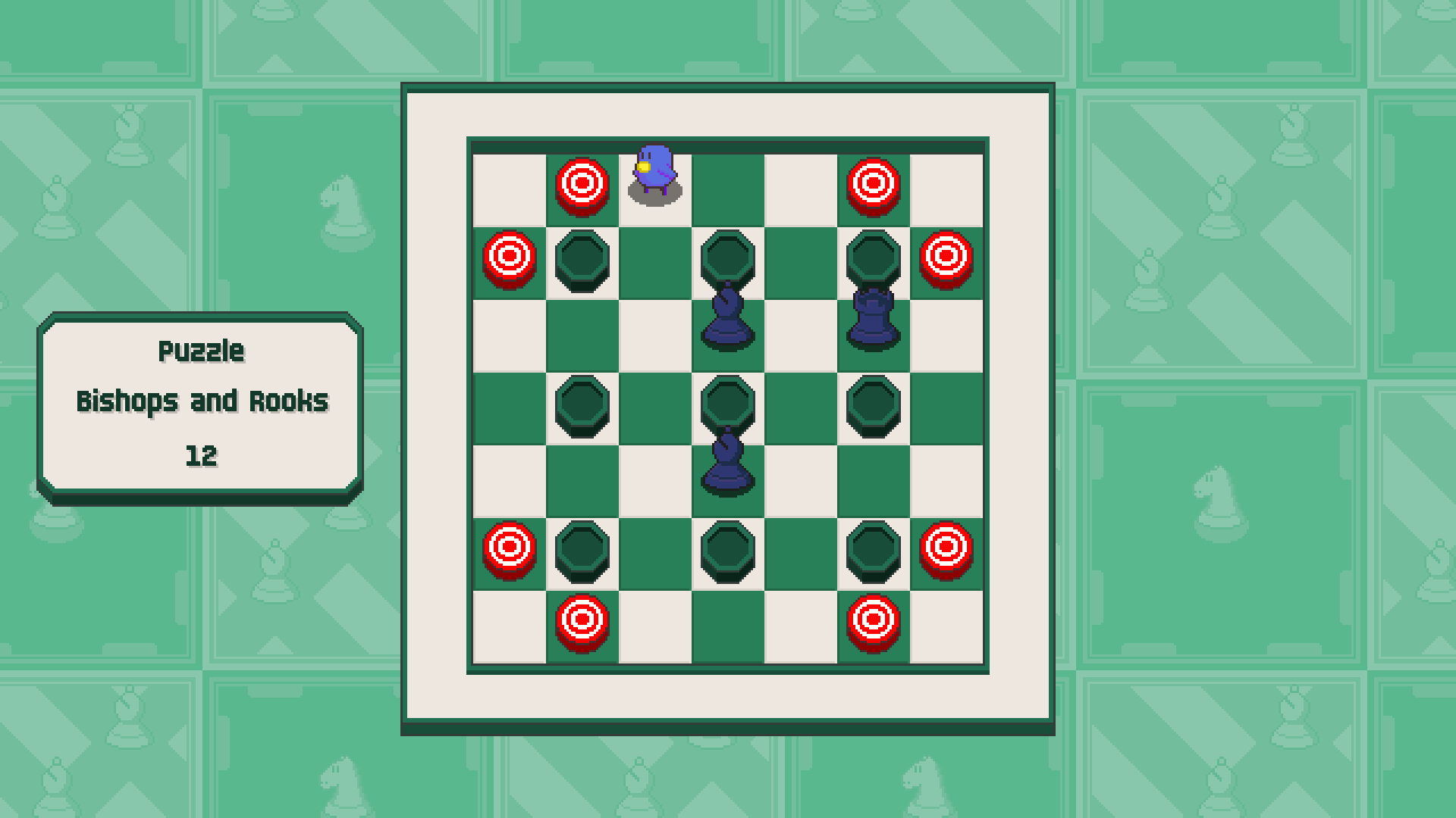 Chessplosion - Puzzle Solution Guide + Achievements Walkthrough - Expert: Bishops and Rooks - B8F023A
