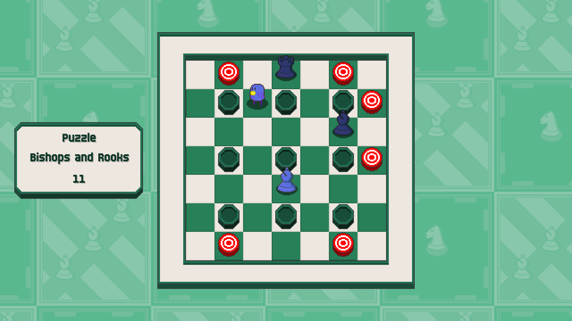 Chessplosion - Puzzle Solution Guide + Achievements Walkthrough - Expert: Bishops and Rooks - FE3BAE7