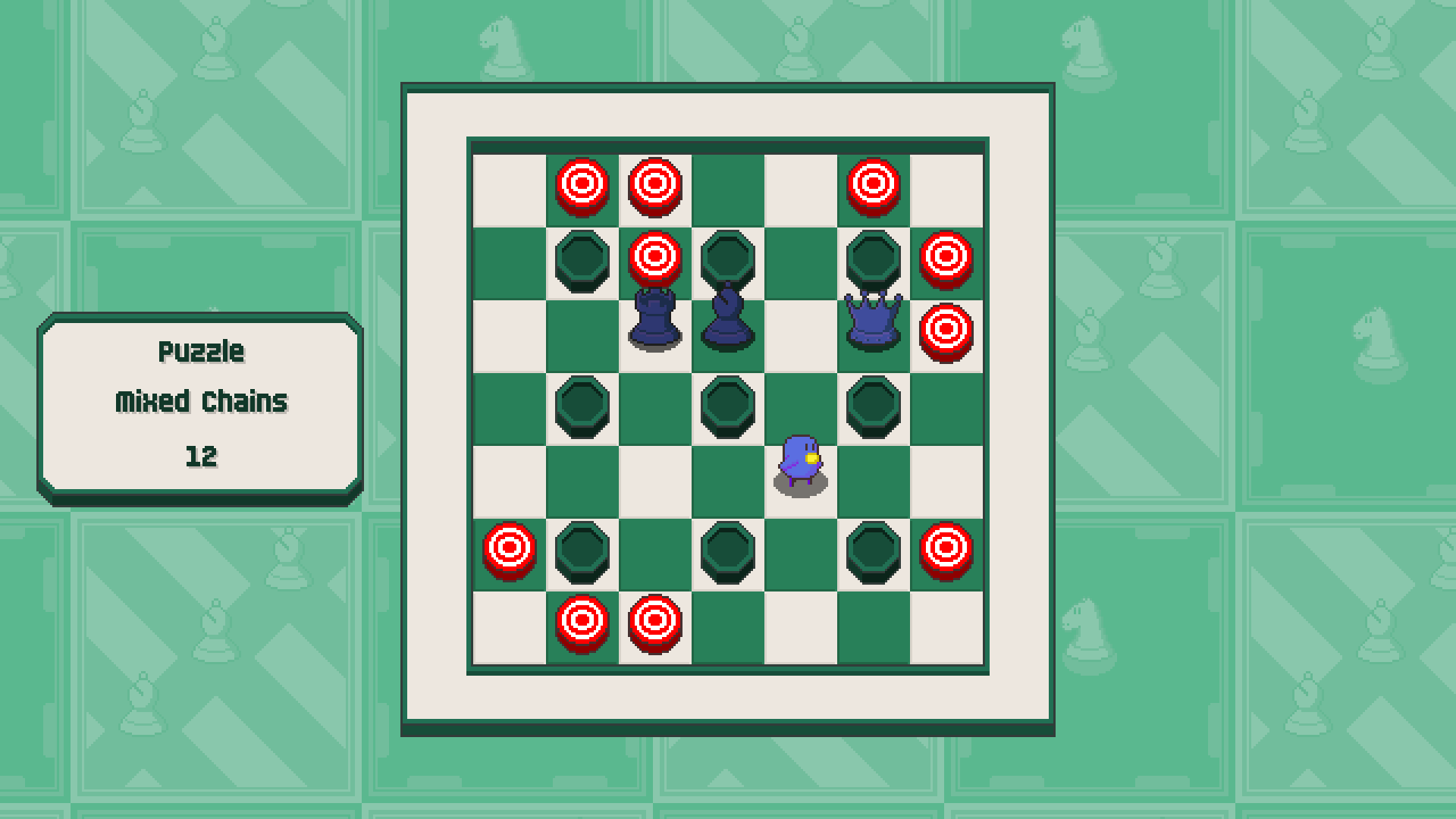 Chessplosion - Puzzle Solution Guide + Achievements Walkthrough - Expert: Mixed Chains - 5664751