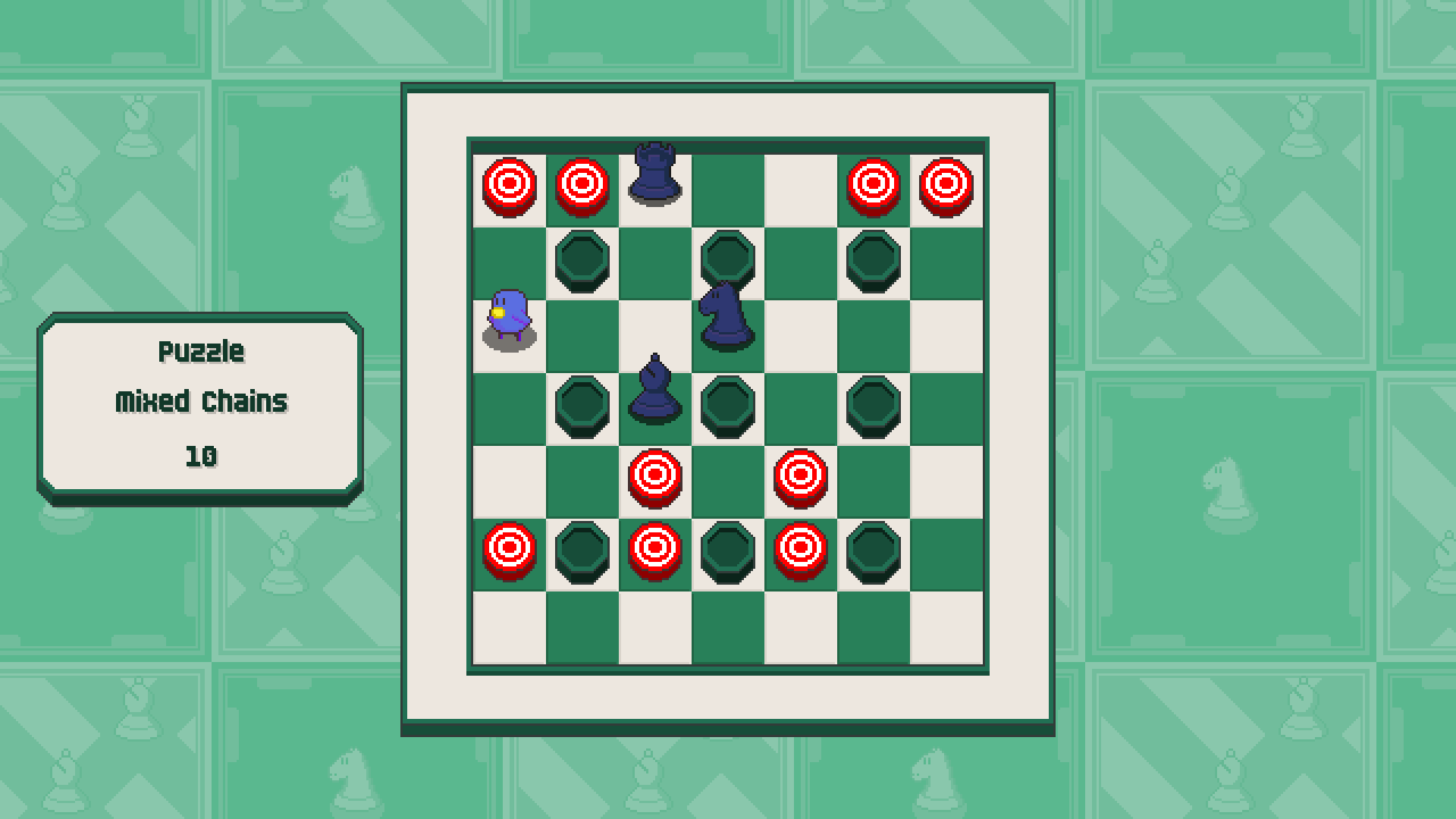 Chessplosion - Puzzle Solution Guide + Achievements Walkthrough - Expert: Mixed Chains - BA5E2FB