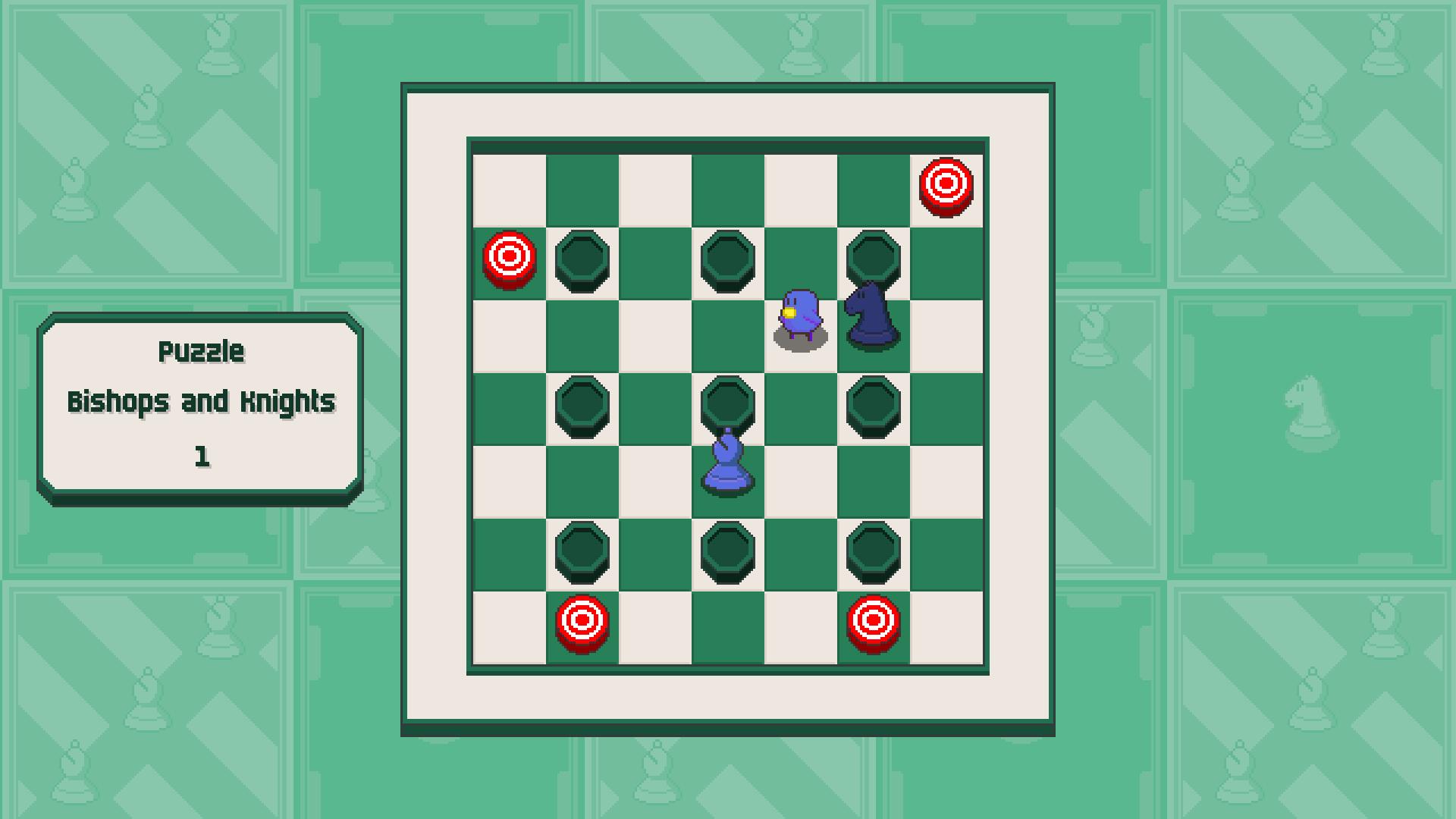 Chessplosion - Puzzle Solution Guide + Achievements Walkthrough - Grandblaster: Bishops and Knights - E427221
