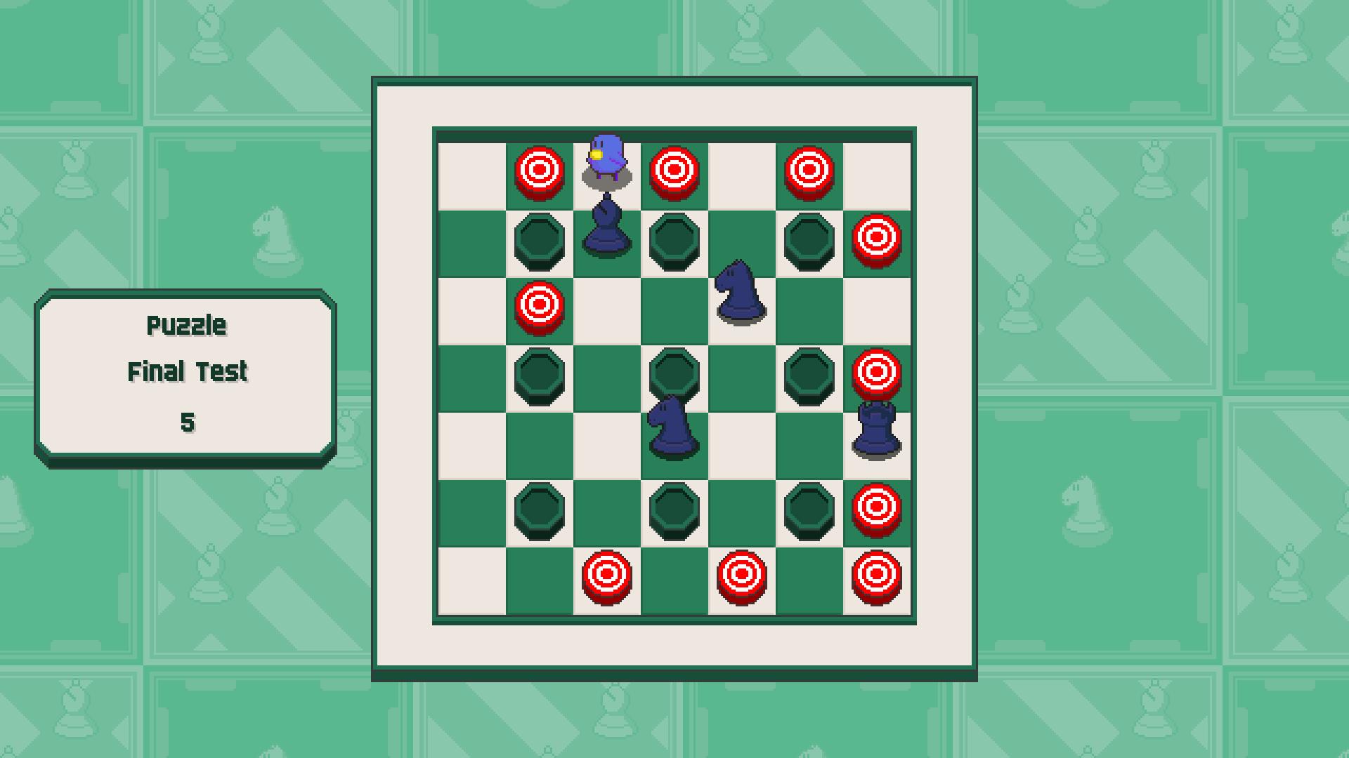 Chessplosion - Puzzle Solution Guide + Achievements Walkthrough - Grandblaster: Final Test - 27699E7