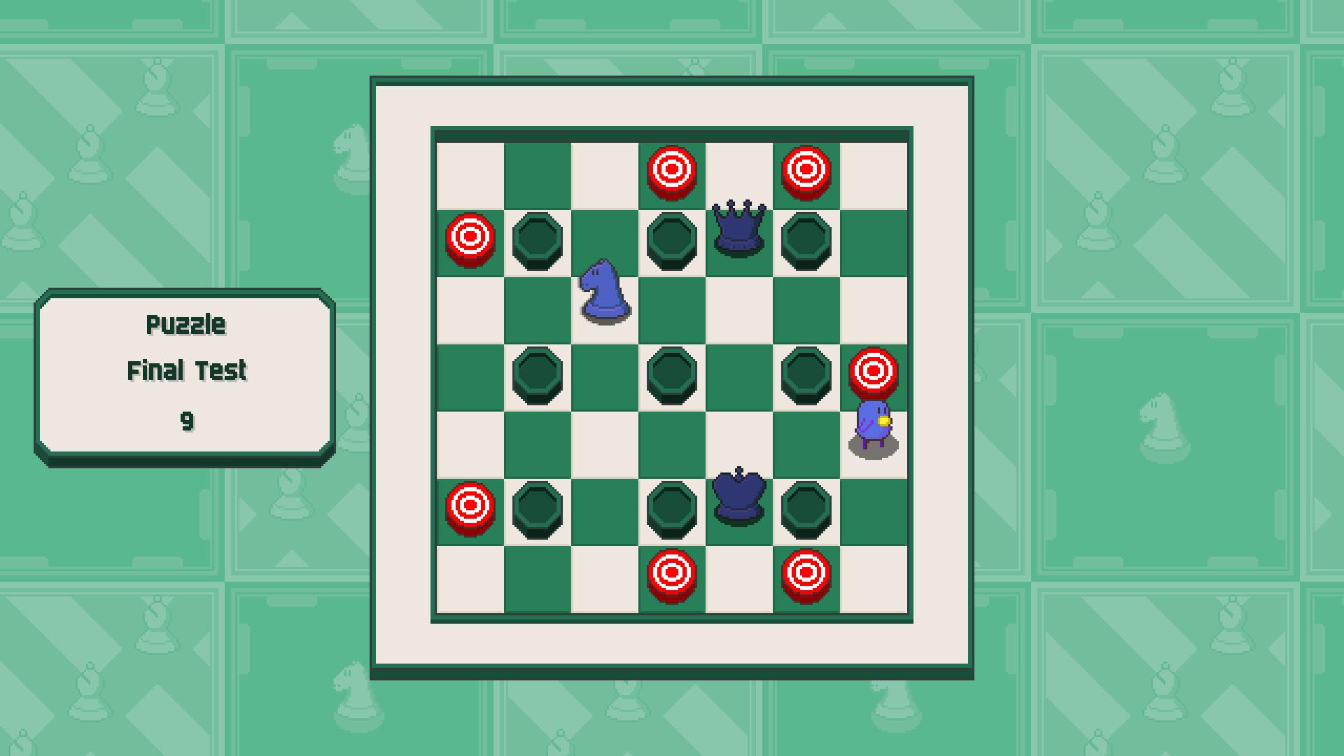 Chessplosion - Puzzle Solution Guide + Achievements Walkthrough - Grandblaster: Final Test - 29A1E0D