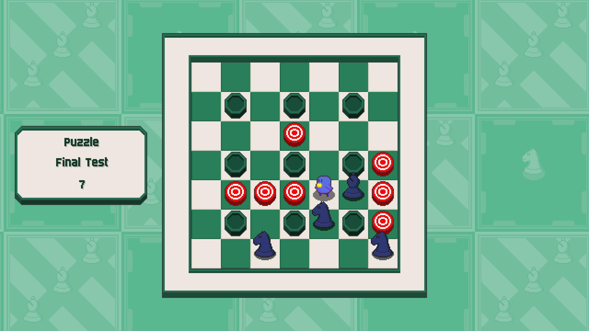 Chessplosion - Puzzle Solution Guide + Achievements Walkthrough - Grandblaster: Final Test - 377BAC3