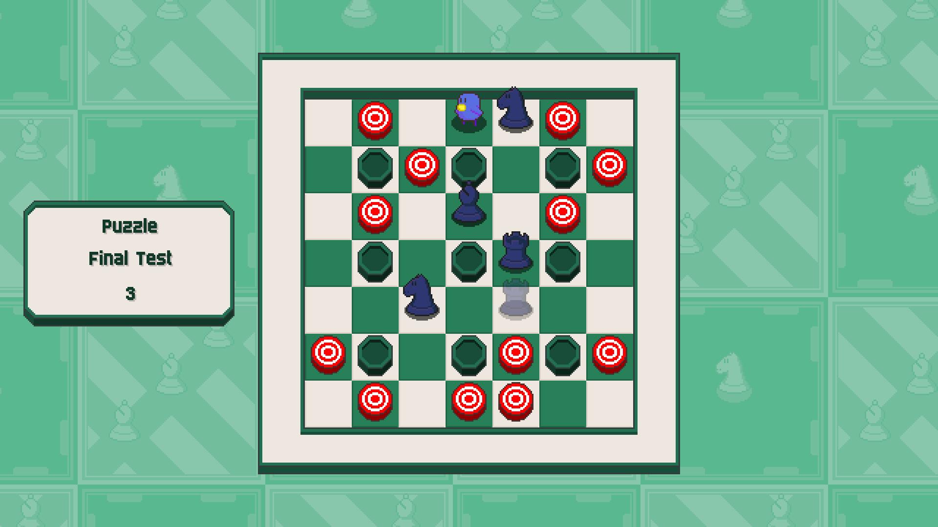 Chessplosion - Puzzle Solution Guide + Achievements Walkthrough - Grandblaster: Final Test - 743F6F2