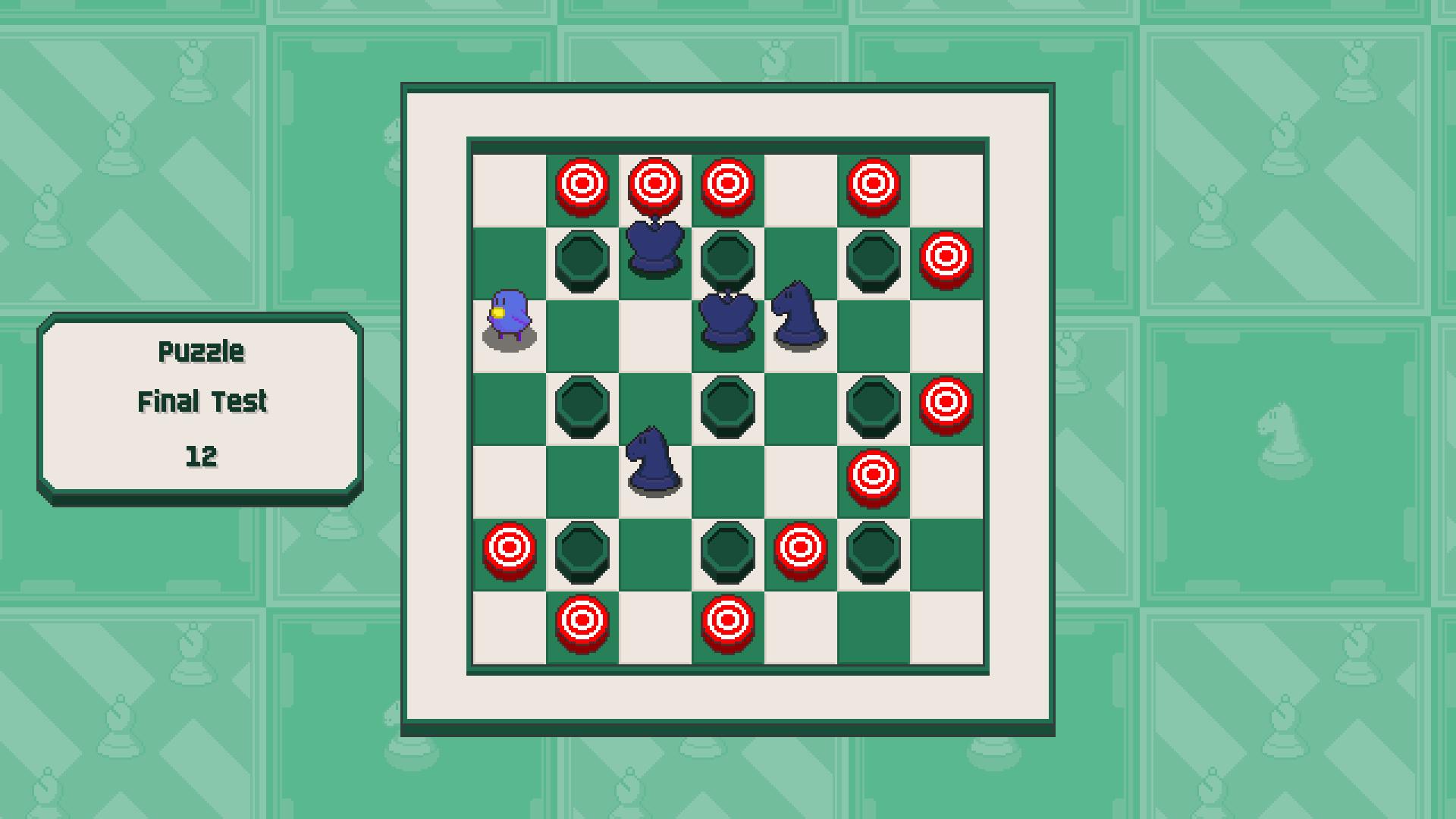 Chessplosion - Puzzle Solution Guide + Achievements Walkthrough - Grandblaster: Final Test - 785262D