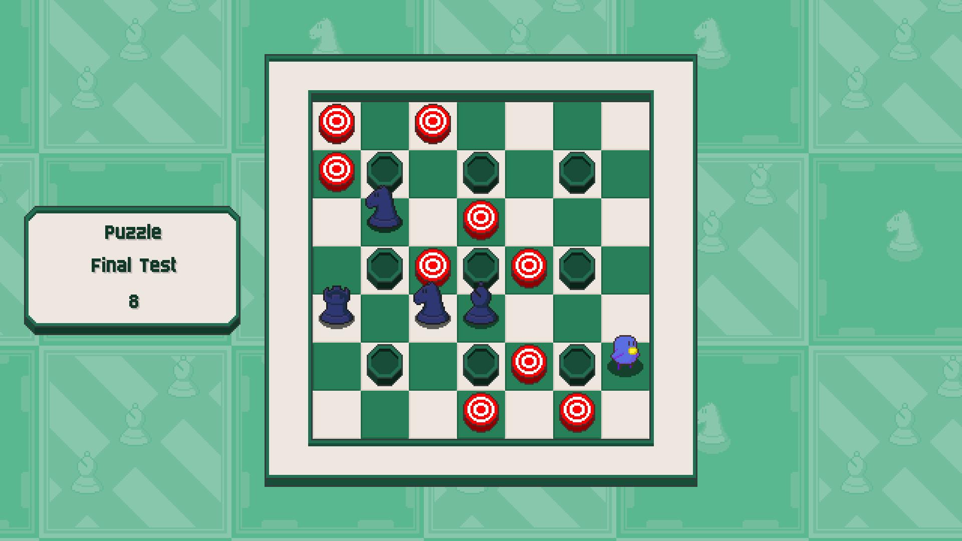 Chessplosion - Puzzle Solution Guide + Achievements Walkthrough - Grandblaster: Final Test - BE0CF0C