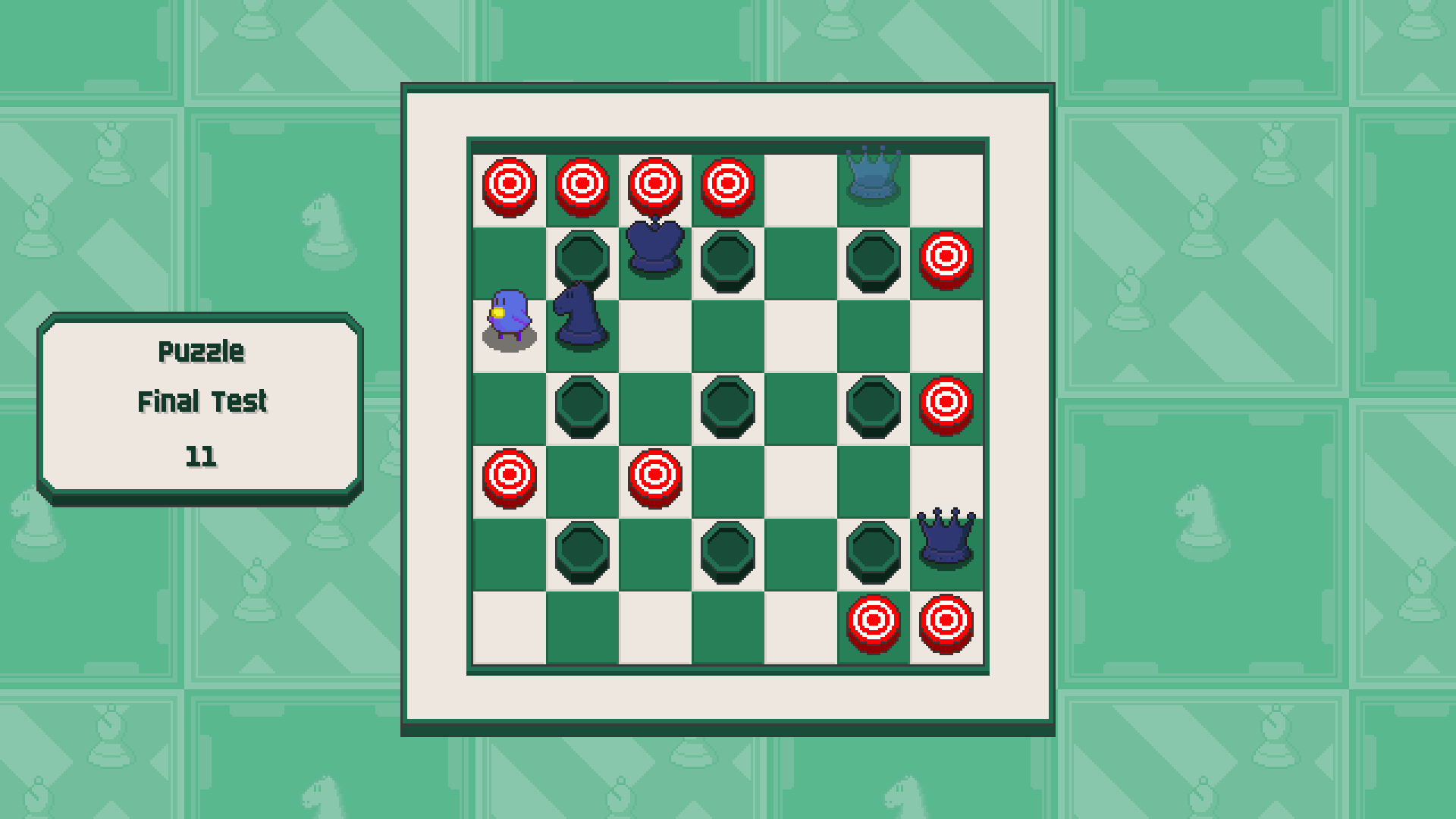 Chessplosion - Puzzle Solution Guide + Achievements Walkthrough - Grandblaster: Final Test - DC4788D