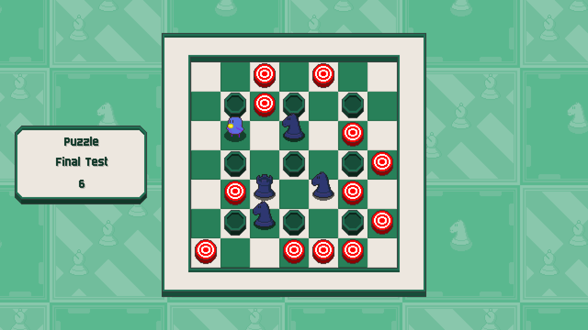 Chessplosion - Puzzle Solution Guide + Achievements Walkthrough - Grandblaster: Final Test - DDFC8FB