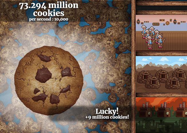Cookie Clicker - Basic Gameplay Tips for Beginners - Walkthrough - Billion Cookies, Part I - D9F3996