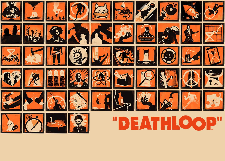 DEATHLOOP - Video Tutorial - All 54 Achievements Unlocked + Playthrough - Welcome to Blackreef - 16C1F08