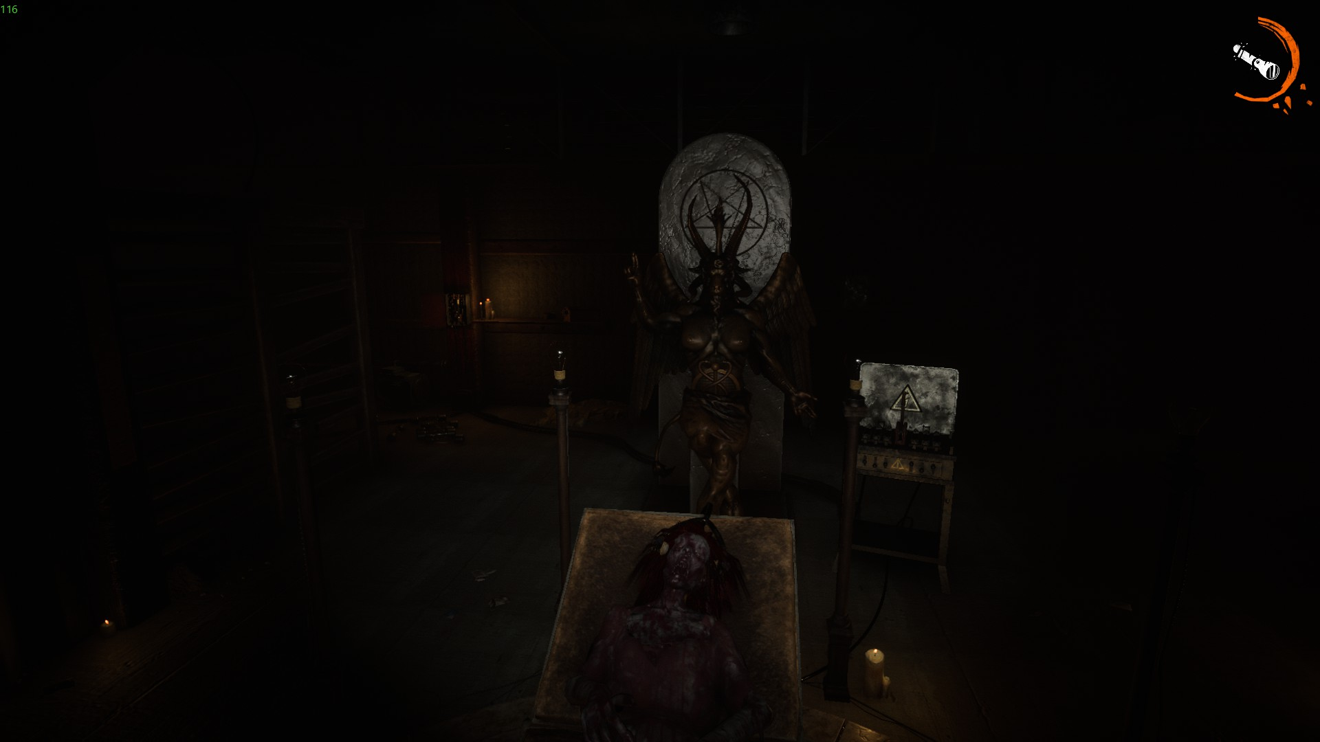 DEVOUR - Basic Gameplay Tips for Anna & Molly - The Asylum - Molly section - 87DCFCD