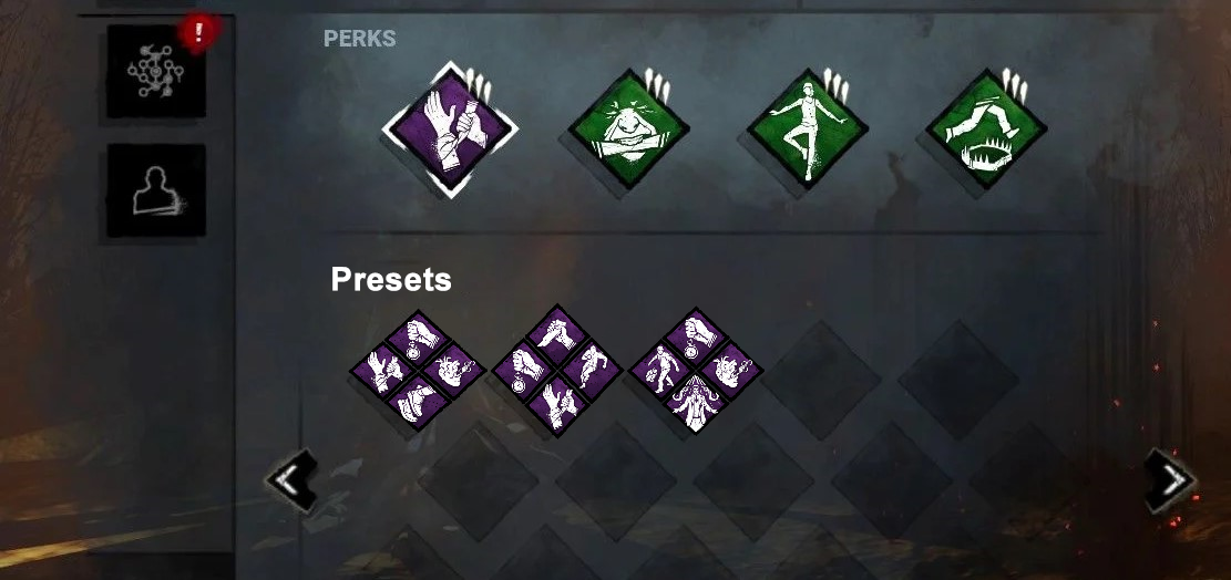 Dead by Daylight - Quality of Life Inventory Guide + Perks-Items & Add On - Preset of Perks - C3AF9D7