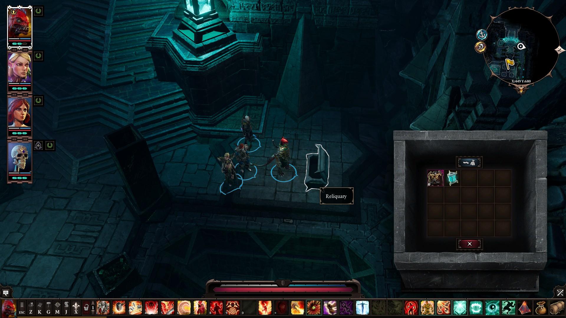 Divinity: Original Sin 2 - All Eternal Artefacts Location Tips - ACT II - Reaper's Coast - F648F3F