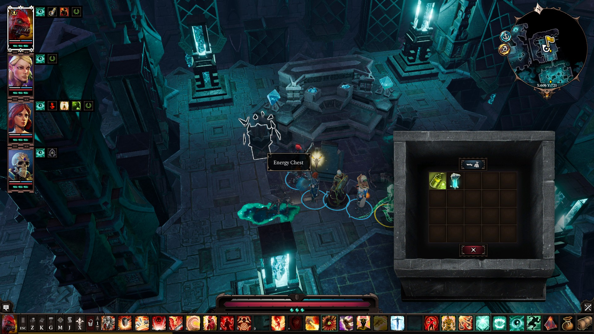 Divinity: Original Sin 2 - All Eternal Artefacts Location Tips - ACT III - The Nameless Isle - 2E53178