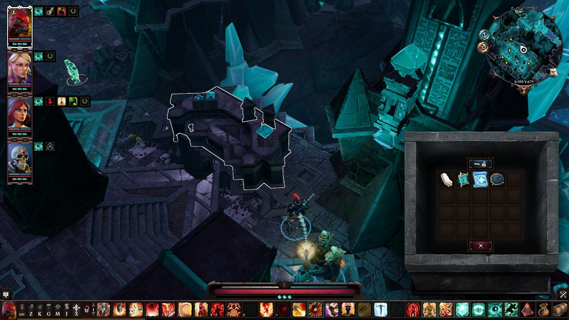 Divinity: Original Sin 2 - All Eternal Artefacts Location Tips - ACT III - The Nameless Isle - 6EF85C5