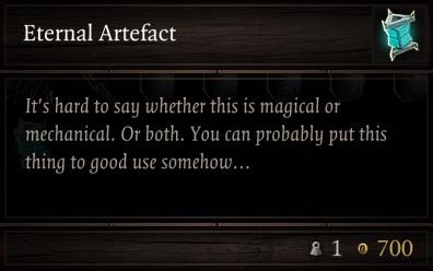 Divinity: Original Sin 2 - All Eternal Artefacts Location Tips - ETERNAL ARTEFACT - ARMOR - 85AF3FB