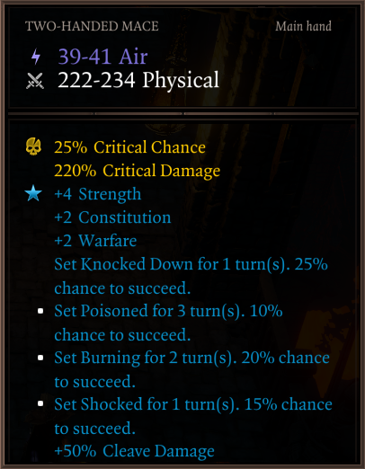 Divinity: Original Sin 2 - All Eternal Artefacts Location Tips - PSA - STACKING WEAPON ENCHANTMENTS - 4EB4C79