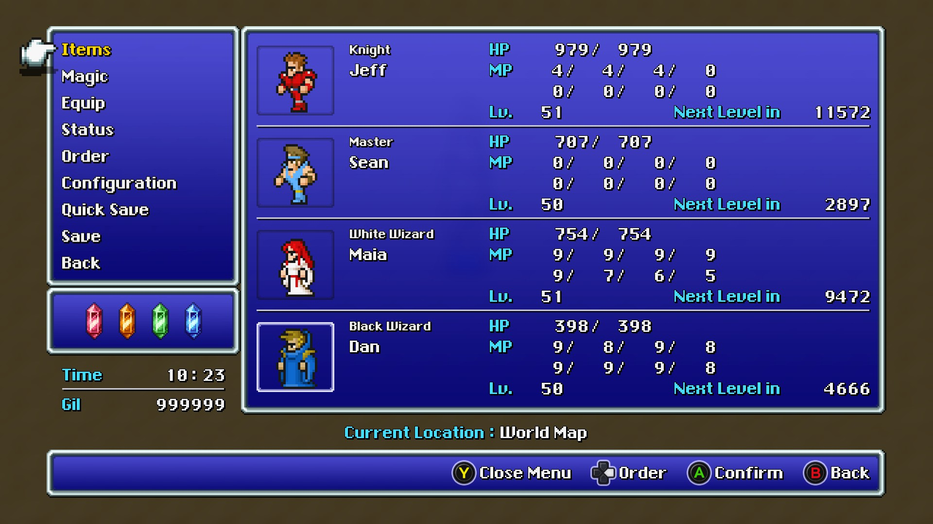 FINAL FANTASY IV - How to Replace Font for Pixel Remaster Games - Enjoy the SNES FF6 Font! - 4397B9C