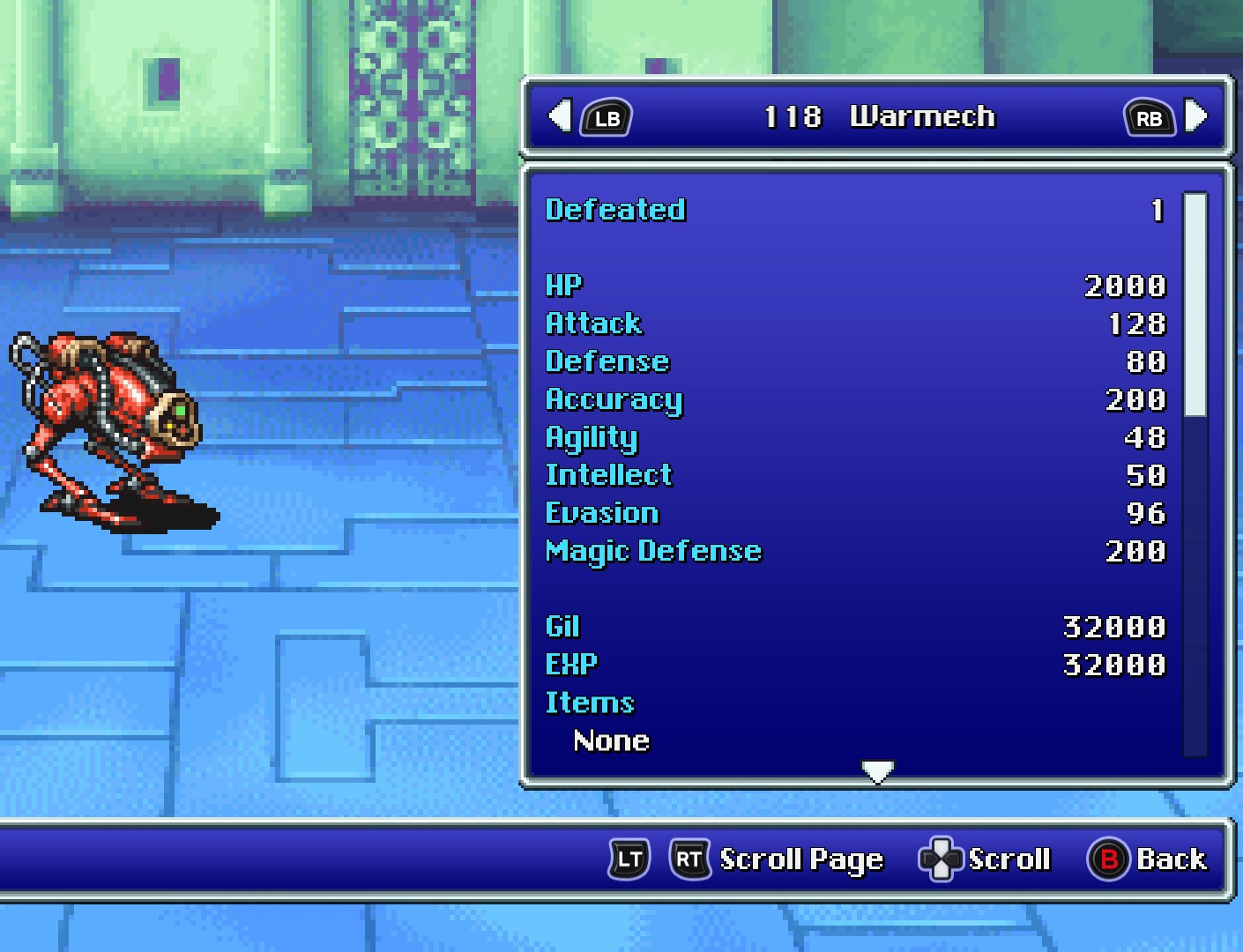 FINAL FANTASY IV - How to Replace Font for Pixel Remaster Games - Enjoy the SNES FF6 Font! - 55AB724