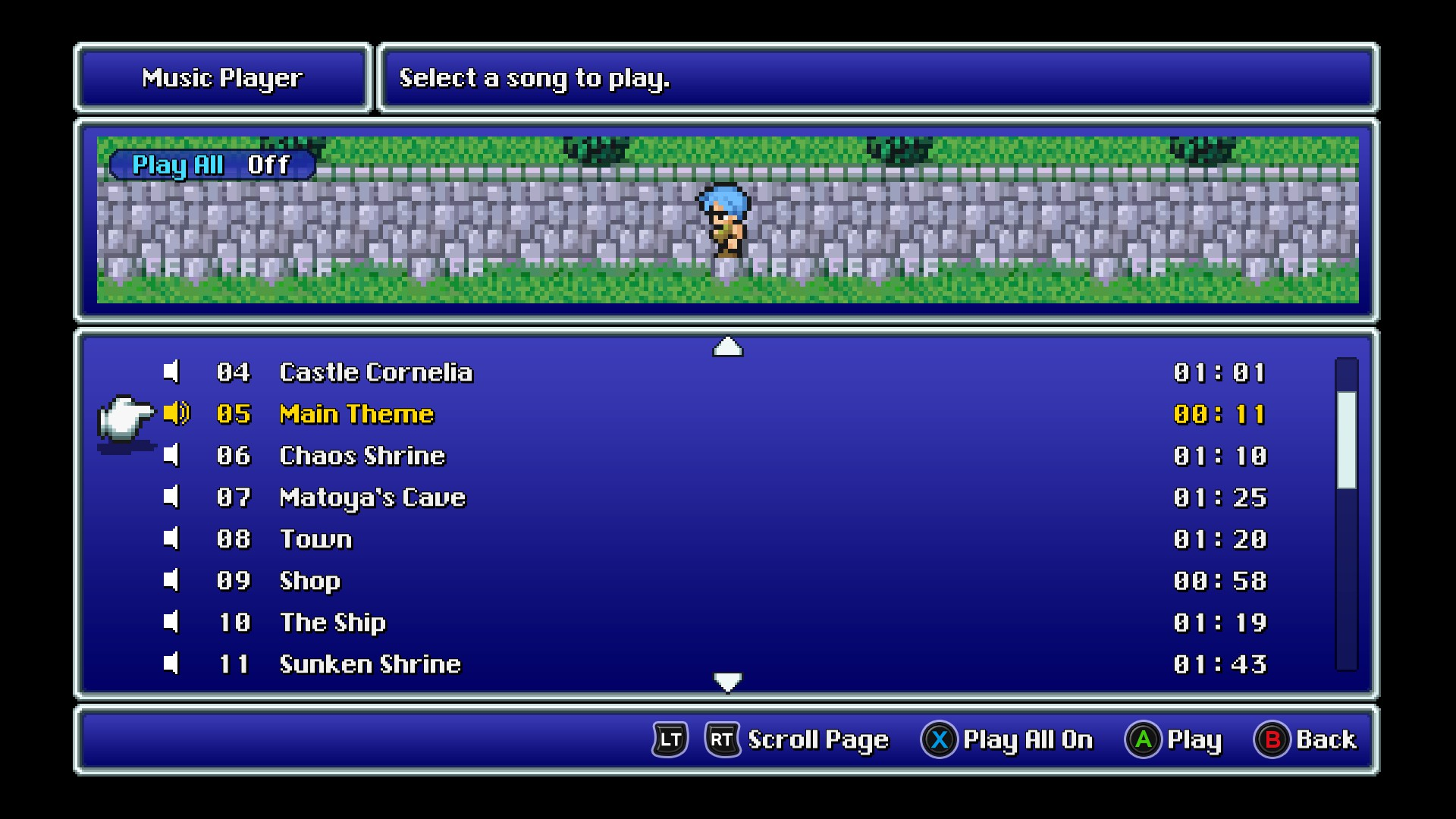FINAL FANTASY IV - How to Replace Font for Pixel Remaster Games - Enjoy the SNES FF6 Font! - B3F1690