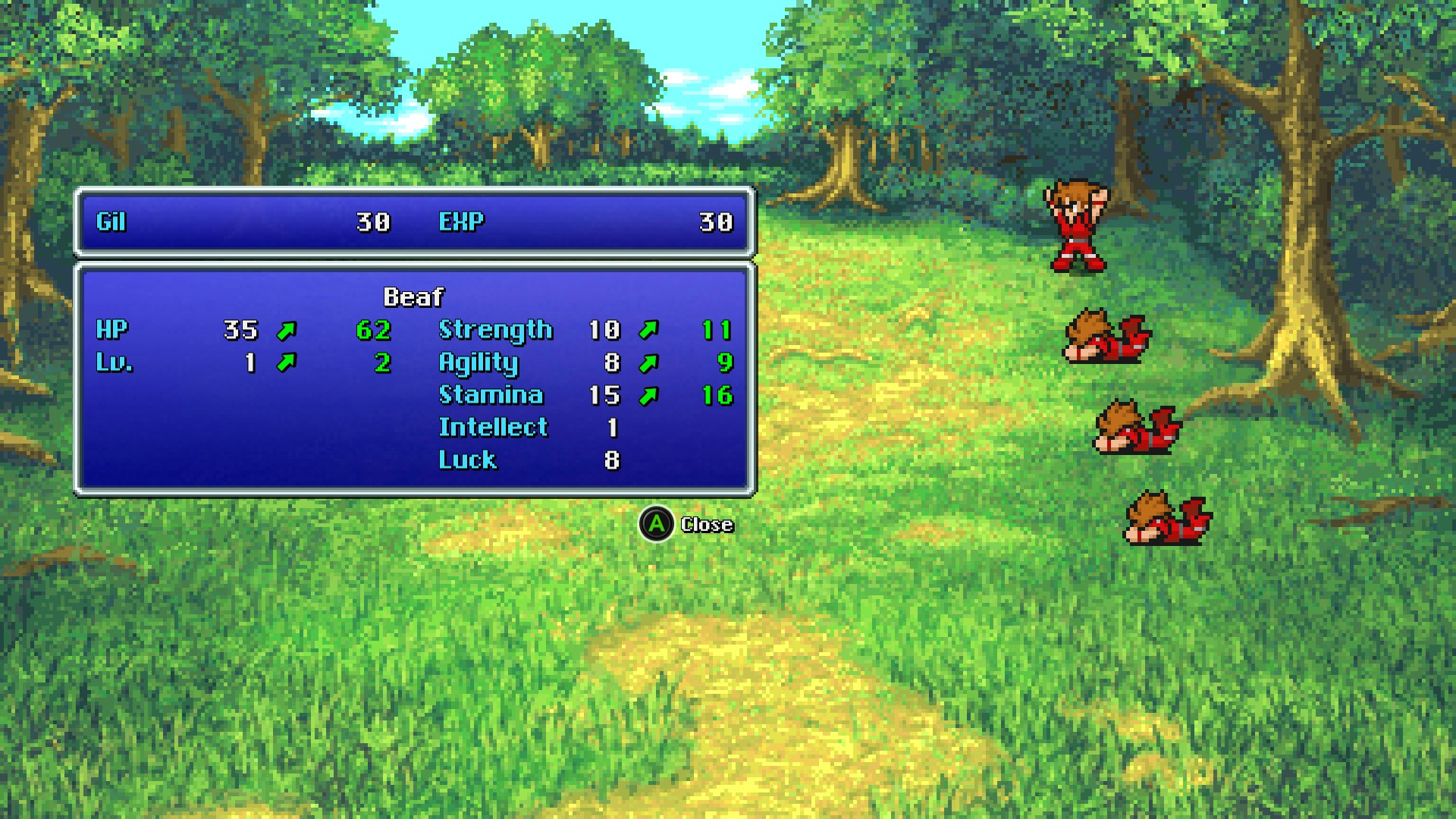 FINAL FANTASY IV - How to Replace Font for Pixel Remaster Games - Enjoy the SNES FF6 Font! - FA30422