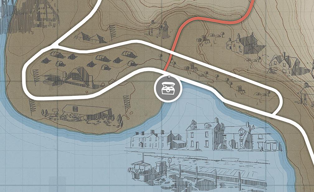 Forza Horizon 4 - All Treasures in Fortune Island Map Location - [1] - First treasure - 4602BAF