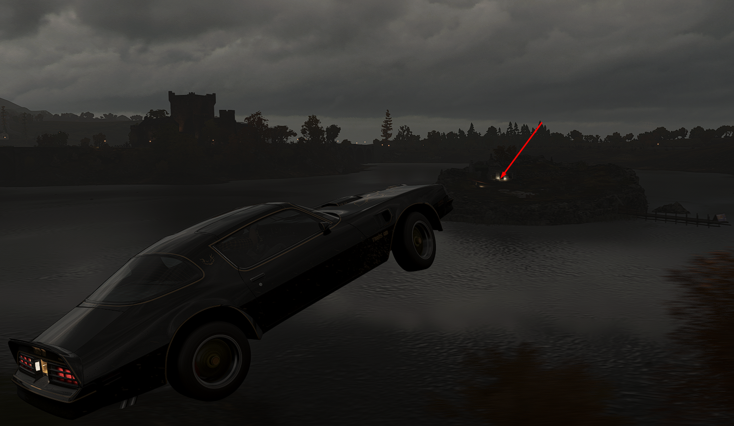 Forza Horizon 4 - All Treasures in Fortune Island Map Location - [10] - Tenth treasure - DDAAC6F