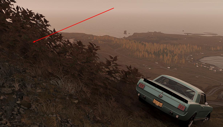 Forza Horizon 4 - All Treasures in Fortune Island Map Location - [3] - Third treasure - CCF23B7