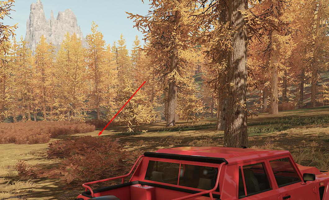 Forza Horizon 4 - All Treasures in Fortune Island Map Location - [7] - Seventh treasure - 2F86C12